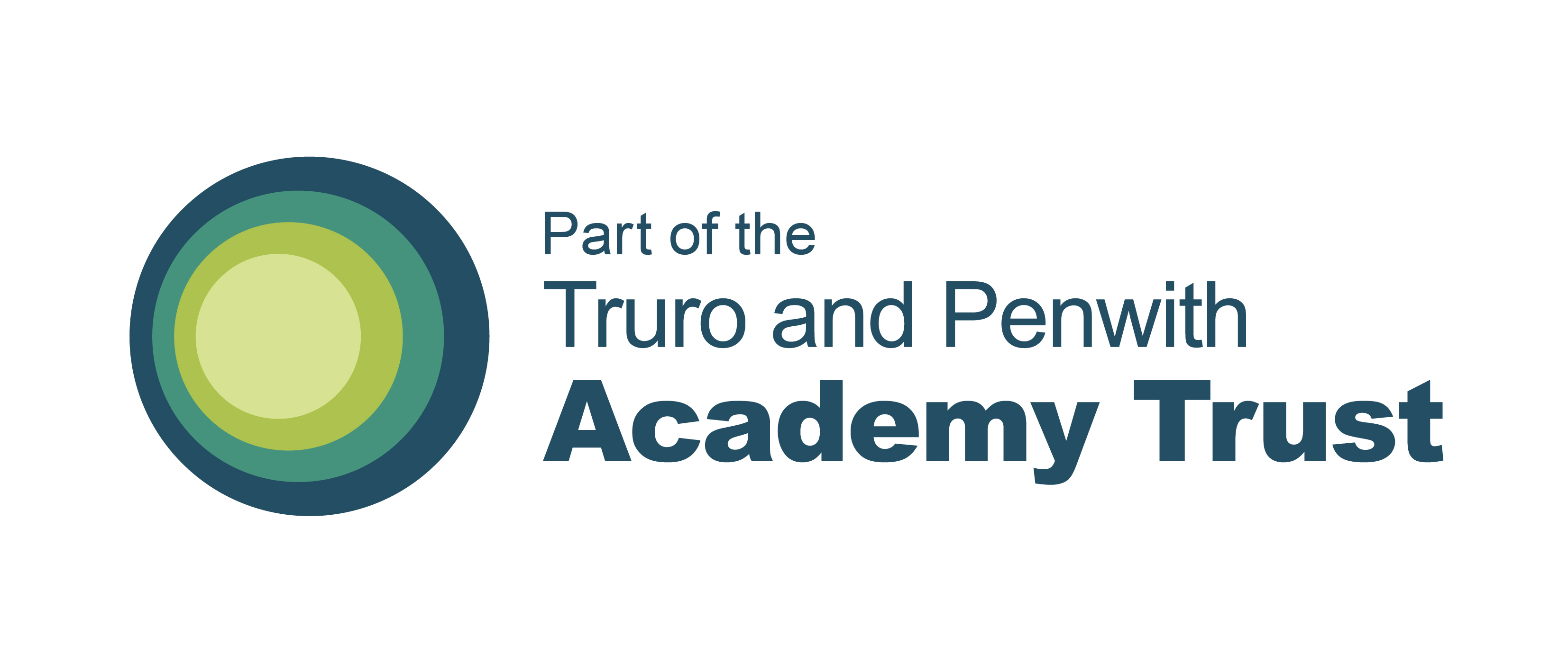 TPAT logo, Part of the Truro and Penwith Academy Trust